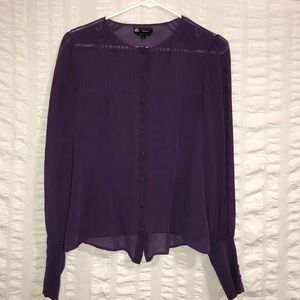 Rock & Republic Silk Blouse
